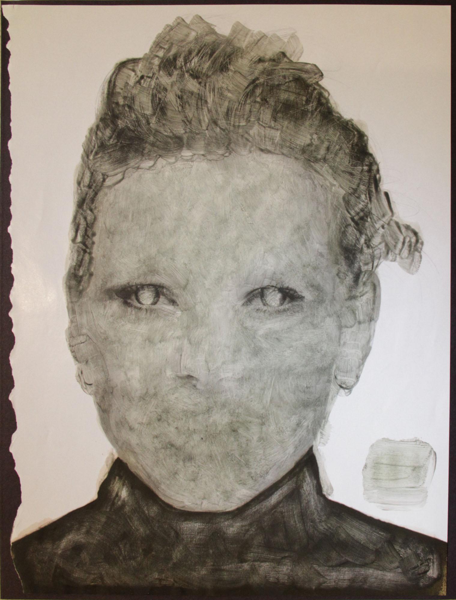 2012 - Série Propaganda - Kate Moss